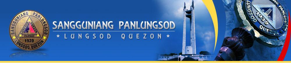 Quezon City Council - Sangguniang Panlungsod Lungsod Quezon